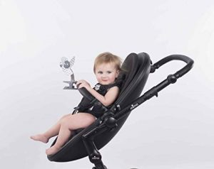 New Mom's Guide to Strollers | Nuby Clip on Fan