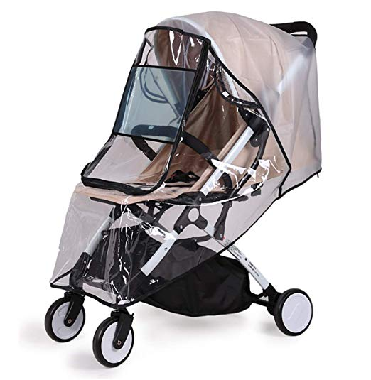 New Mom's Guide to Strollers | Rain and Mosquito Cover