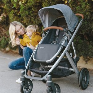 New Mom's Guide to Strollers   Uppa Baby Vista