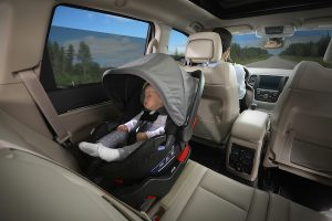 A New Mom's Guide to Car Seats   Britax Be-Safe Infant Car Seat
