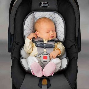 A New Mom's Guide to Car Seats | Chicco KeyFit Infant Car Seat