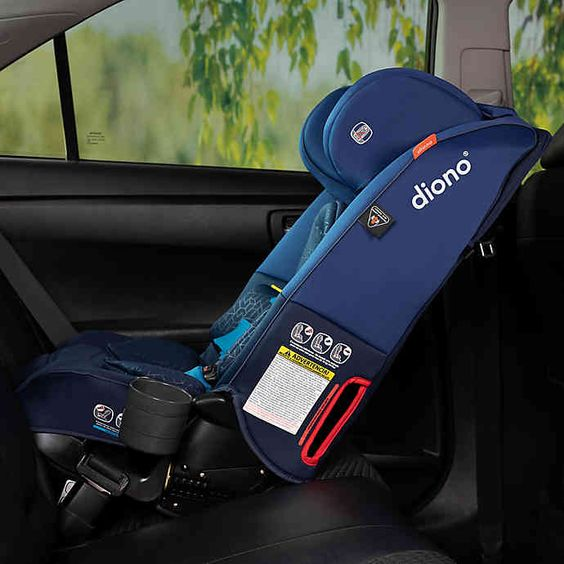 A New Mom's Guide to Car Seats | Diono Radian 3 RXT