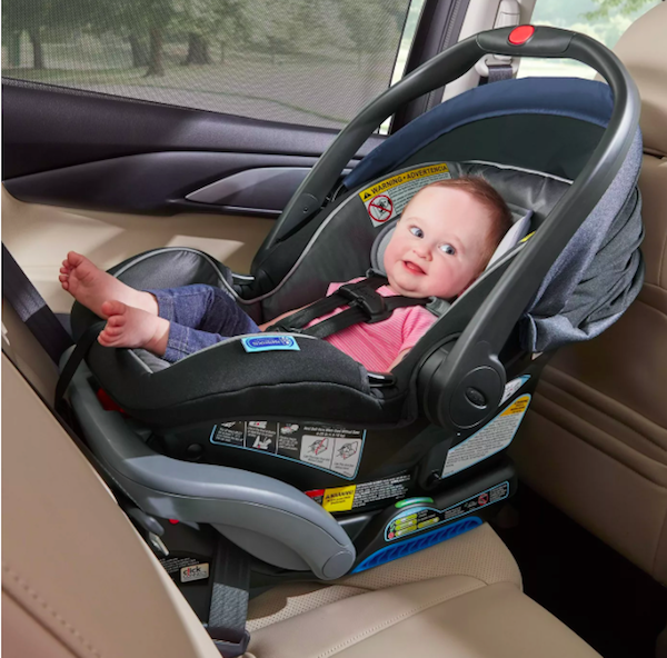 A New Mom's Guide to Car Seats | Graco SnugRide SnugLock