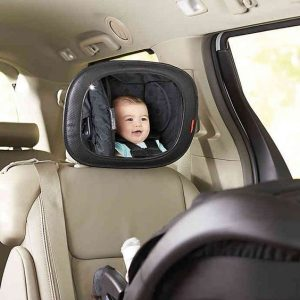 A New Mom's Guide to Strollers | Skip Hop Backseat Mirror
