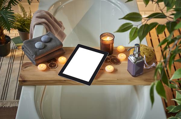 Bathtub tray   Gifts for pregnant women
