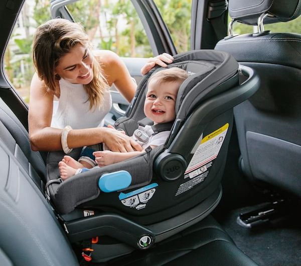 A New Mom's Guide to Car Seats | UppaBaby Mesa