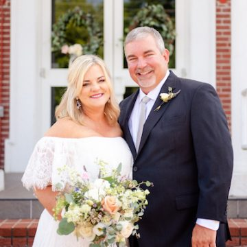Encore Wedding: Planning a Wedding the Second Time Around