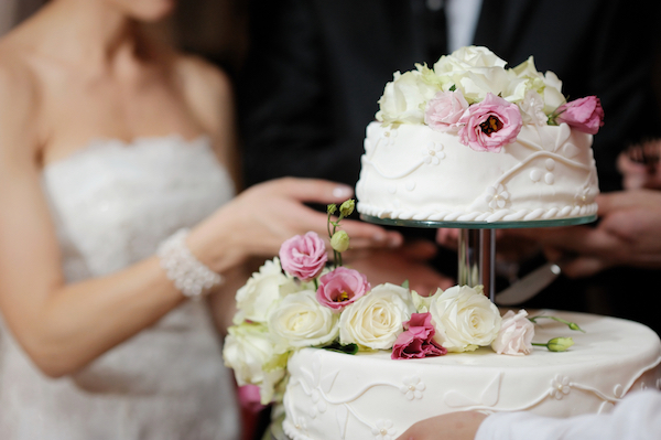 Saving the Wedding Cake