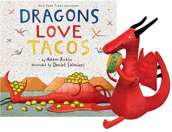 Books for Kids | Dragons Love Tacos