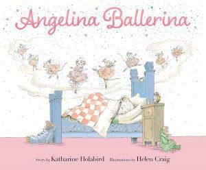 Books for Kids | Angelina Ballerina