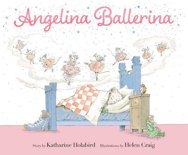 Books for Kids | Angelina Ballerina
