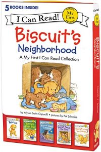 Books for Kids   Biscuit Storybook Collection