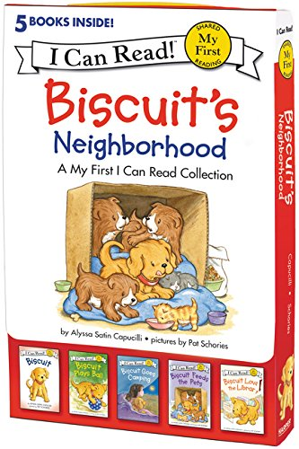 Books for Kids | Biscuit Storybook Collection