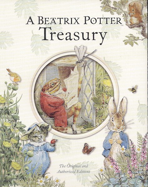 Books for Kids | Peter Rabbit Treasury