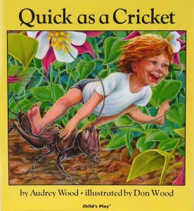 Books for Kids | Quick as a Cricket
