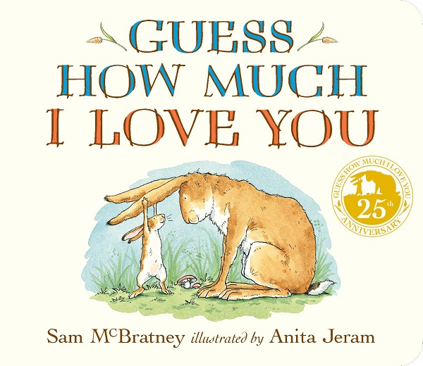 Books for babies | Guess How Much I Love You