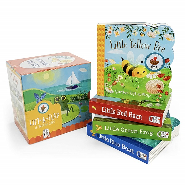 Books for babies | Little Yellow Bee | Lift a Flap Books