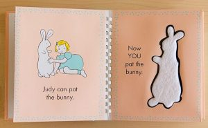 Books for babies | Pat the Bunny