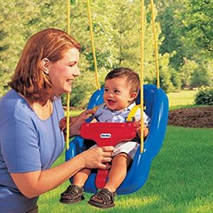 Gifts for a One Year Old | Little Tikes Grow With Me Swing