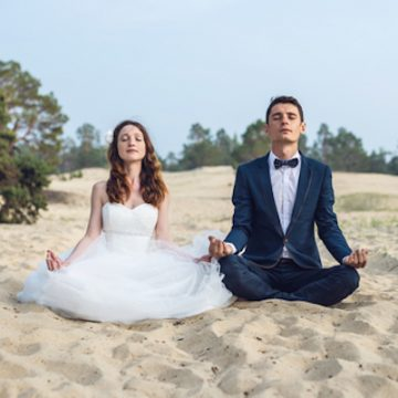 Spiritually/Mentally FIT for Your Wedding
