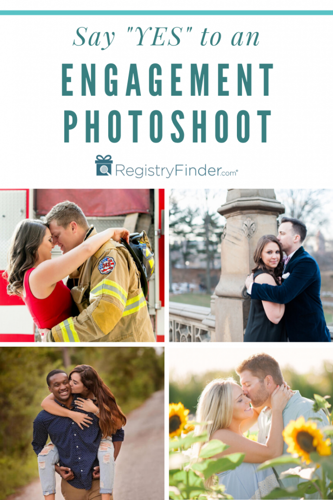 "Say ""YES"" to an Engagement Photoshoot"