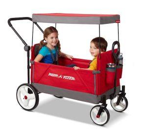 Radio Flyer Convertible Stroller Wagon
