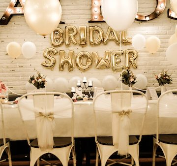 Wedding Gifts | Bridal shower etiquette