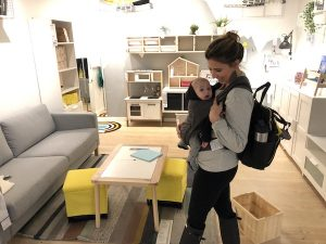 Wear ErgoBaby Embrace
