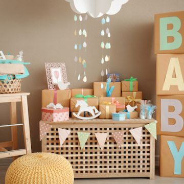 Is a First Baby Shower Mandatory?