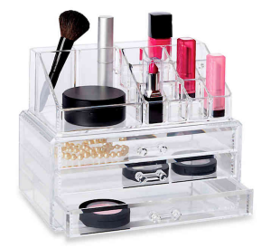 Top Products for Getting (and Staying) Organized   Cosmetics Organizer