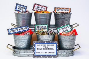 Grad Party Fun Food | Favorite Candy