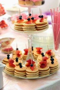 Pancakes for Graduation Party