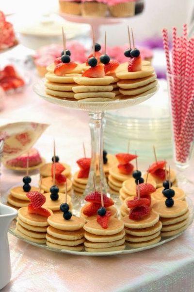Pancakes for Graduation Party