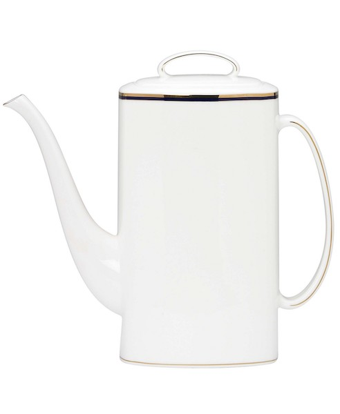 Registering for China | Kate Spade Coffee Pot