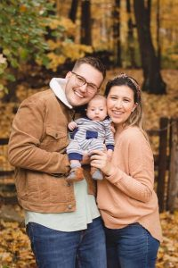 give new parents photography as a gift