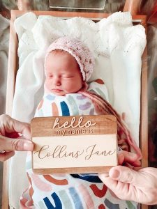 Ask a Real Mom: Hospital Bag | Birth Announcement Sig