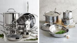 Cookware Set | Save vs. Splurge: Your Wedding Registry
