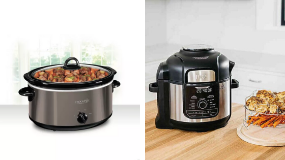 Slow Cooker | Save vs. Splurge: Your Wedding Registry