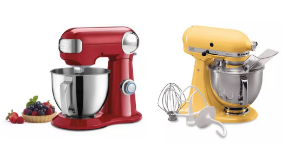 Stand Mixer | Save vs. Splurge: Your Wedding Registry