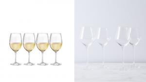 Wine Glasses | Save vs. Splurge: Your Wedding Registry