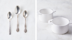 Vintage Demitasse Spoons Mother's Day Gift