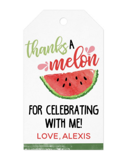 watermelon tag