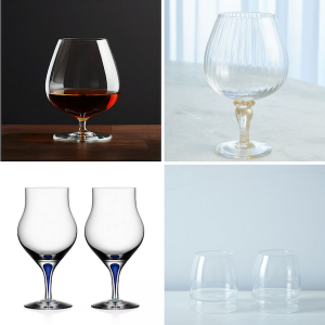 Drinking Glasses Decoded | Brandy Snifter