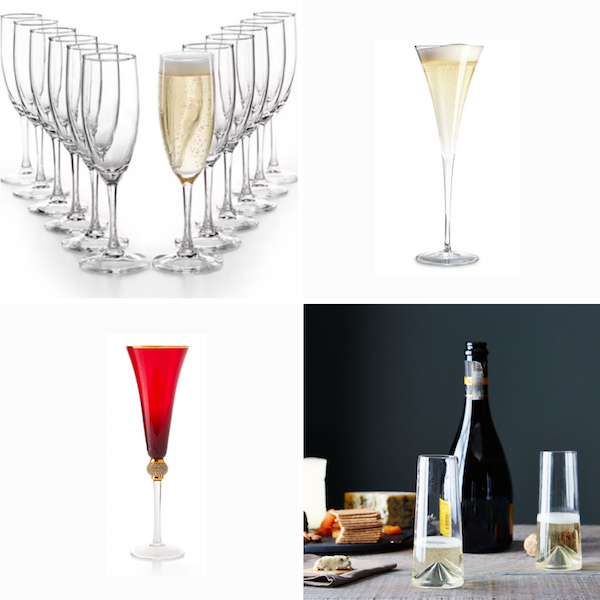 Drinking Glasses Decoded | Champagne Flute