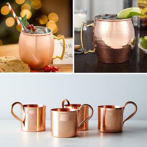 Drinking Glasses Decoded | Copper Mug