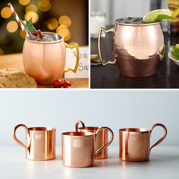 Drinking Glasses Decoded | Copper Mug