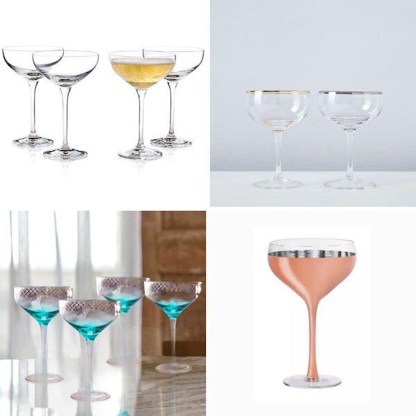 Drinking Glasses Decoded | Coupe