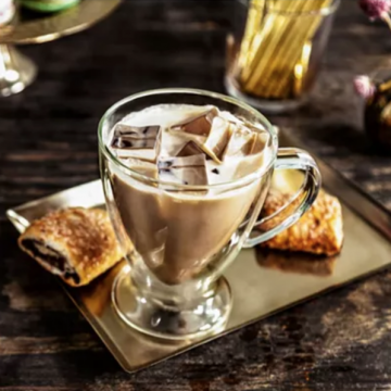 Double Walled Irish Coffee Mug