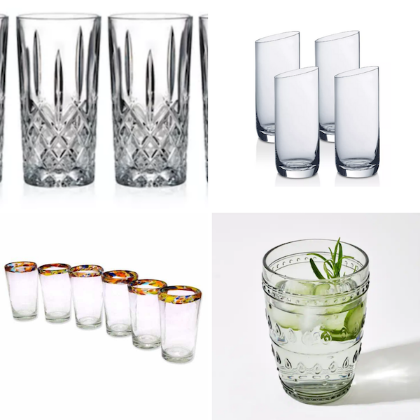 Drinking Glasses Decoded | Highball