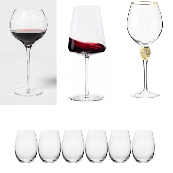 Drinking Glasses Decoded | Red Wine Glass